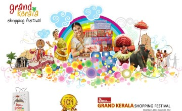 Grand Kerala Shopping Festival