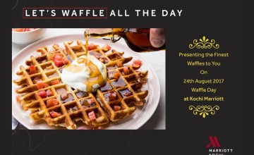 Let's Waffle All The Day - Food Fest