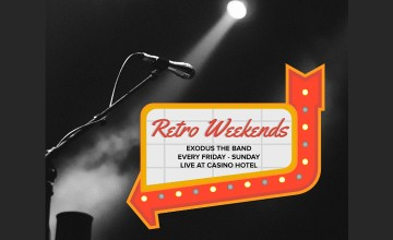 Retro Weekends - Live Music