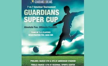 Guardian Super Cup, 7 vs 7 Amateur tournament