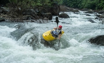 Kerala Whitewater Discovery - Beginner 2 Day course