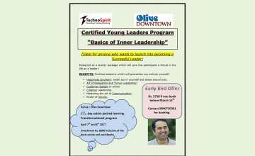 Certified Young Leaders Program