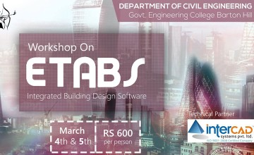 ETABS Workshop
