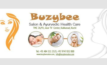 Buzybee Salon & Ayurvedic Health Care Special Offer
