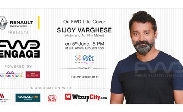 FWD Engage featuring Sijoy Varghese