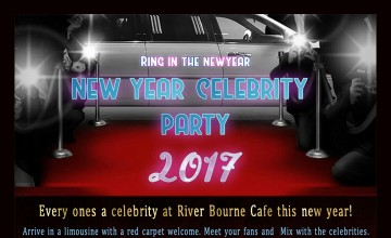 New Year Celebrity Party 2017