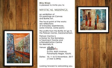 Mystical Musings - Exhibition