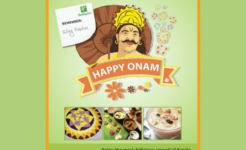 Traditional Onasadhya By Holiday Inn Cochin