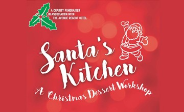 A Christmas Dessert Workshop