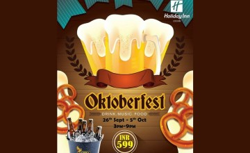 Oktoberfest At Holiday Inn