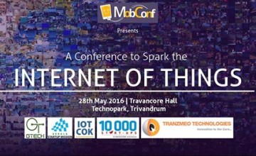 MOBConf : IOT Conference 2016