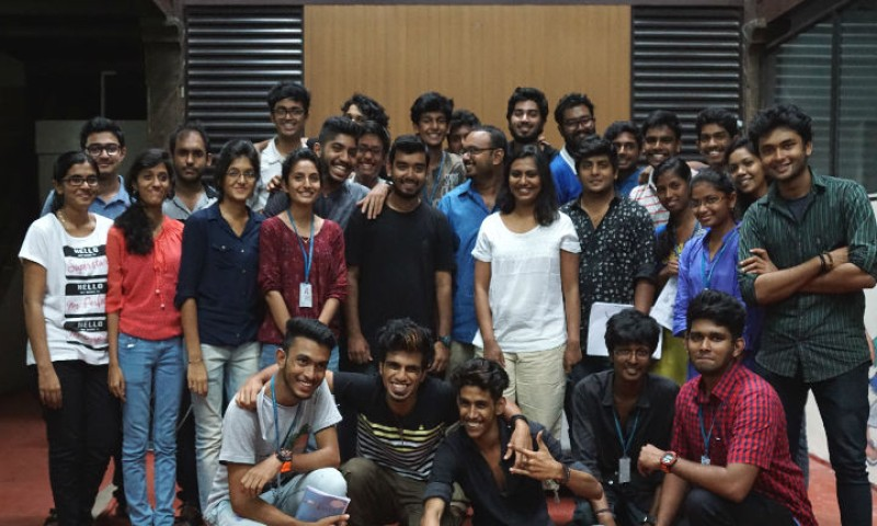 How These Students of Sacred Hearts College Conveyed Beautiful Tales Through Their Comic Books