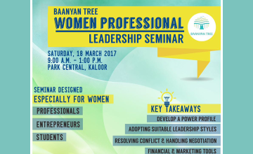 Women Professional Leadership Seminar