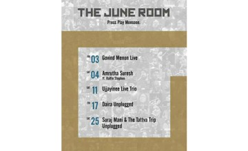 June Perfomance Line Up At The Muse Room
