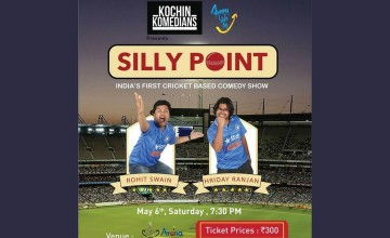 Kochin Komedians & Funny Side Up presents Silly Point