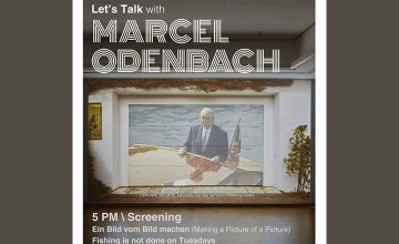 Marcel Odenbach - Screening and Discussion