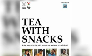 Tea With Snacks - Stage Play