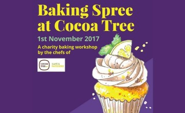 Baking Spree - Workshop