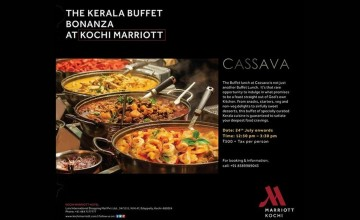 The Kerala Buffet Bonanza