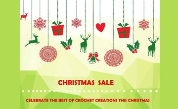 Crochet Creations Christmas Sale