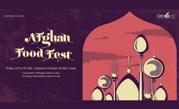 Afghan Food Fest at Casino