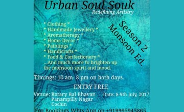 Urban Soul Souk - Exhibition