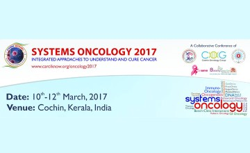 Systems Oncology Conference 2017