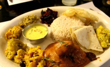 Taste the Malabar Cuisine at Zains