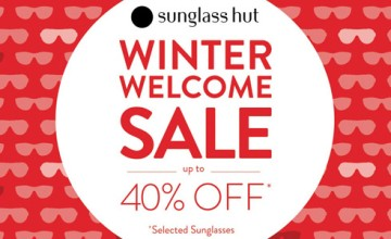 Offers at Sunglass hut