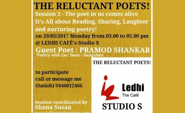 The Reluctant Poets - Session 2