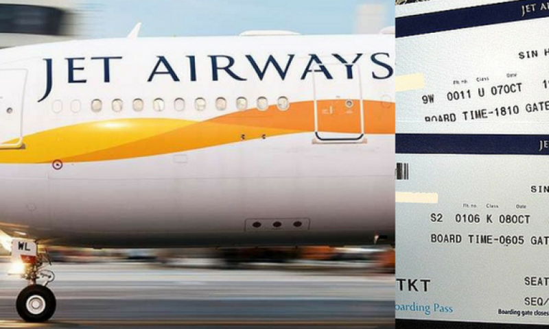 Meet This Keralite Who Can Travel Anywhere For Free On A Jet Airways Flight