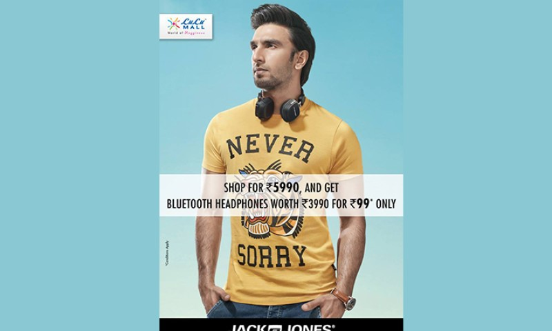 Exciting Offers at Jack and Jones