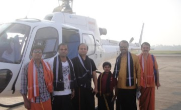 Kochi - Sabarimala Helicopter Flight Services