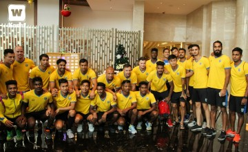 Kerala Blasters inaugurates Kochi's first ever Ginger Bread City