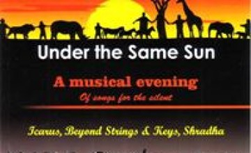 Musical evening-Under the Same Sun
