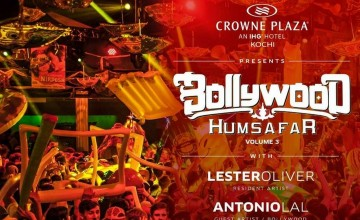 Bollywood Humsafar - Live Music And Party