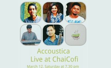 ChaiCofi Unplugged - Accoustica Live.
