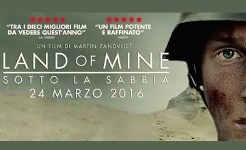 Film Screening - Land of Mine
