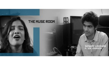 Gowry Lekshmi Ft. Joe Johnson at The Muse Room