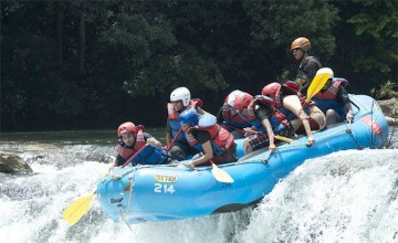 White Water Rafting Expeditions In Kerala