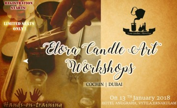 Elora Candle Art Workshop