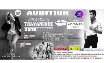 King and Queen of Travancore - Audition