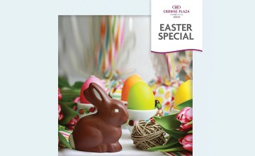 Easter Celebration at Crowne Plaza