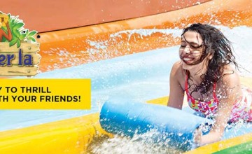 Hall Ticket Offer at Wonderla, Kochi