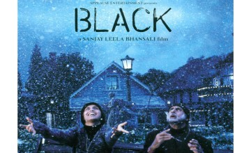 Screening of the movie Black