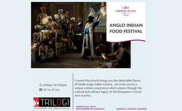 Anglo Indian Food Festival
