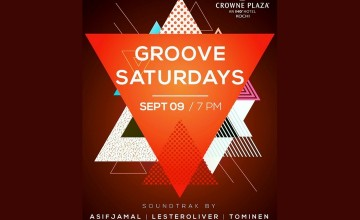Groove Saturdays  - Live Music And Party
