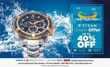 Titan Onam Offer