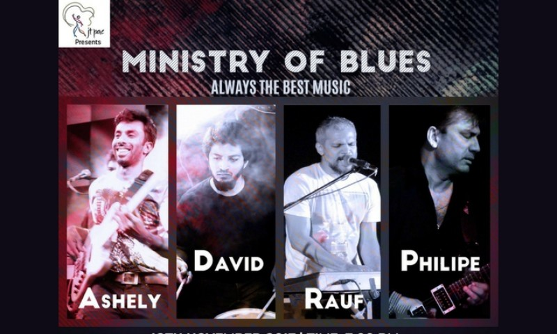 Ministry Of Blues - Live Music