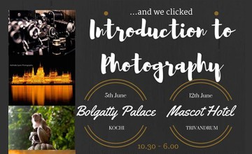 Photography Workshop